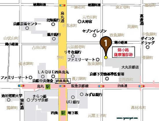 中京区(西側)史跡マップマーク1