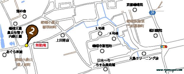 右京区史跡マップマーク2