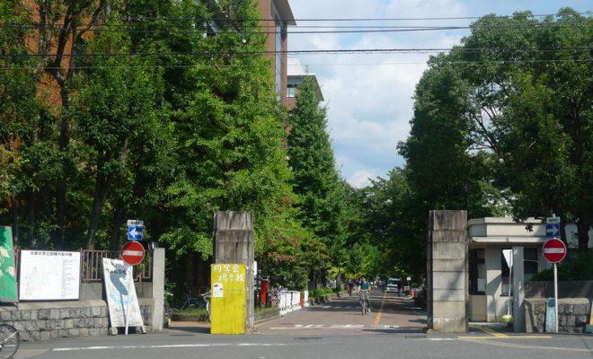 京大キャンパス
