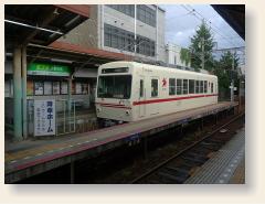 左京区エリアマップイメージショット