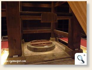 砲台内井戸2