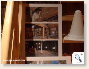 砲台内2階写真2