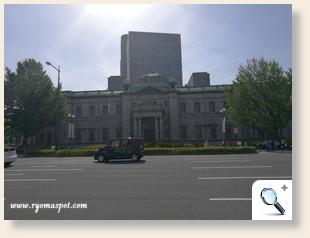 日本銀行旧館全体