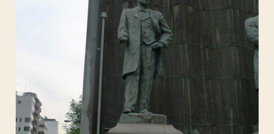 五代友厚大阪商工会議所銅像