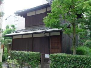 木戸孝允(桂小五郎)家屋